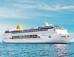 28 Noches por Mauricio, Madagascar, Seychelles, Omán, Egipto, Israel, Grecia, Croacia, Italia a bordo del Costa neoRiviera