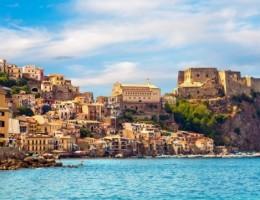 Sicilia y sur de Italia con Roma