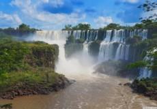 Cataratas del Iguazú - Mayo 2018