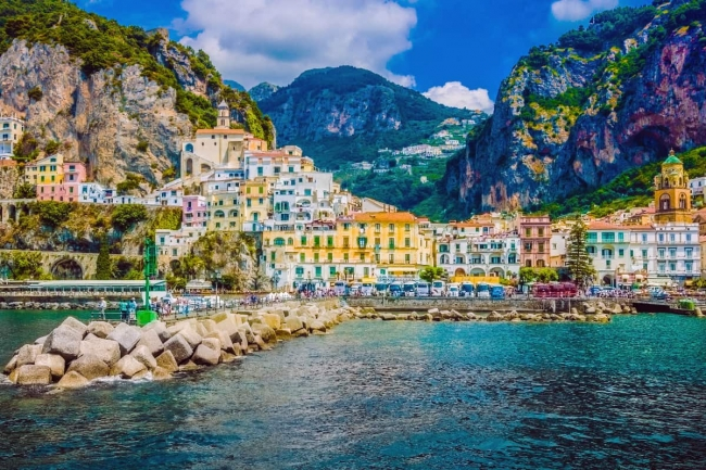 Costa Amalfitana & Sicilia - Septiembre 2022