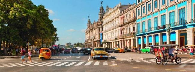 CUBA ENTRE AMIGOS