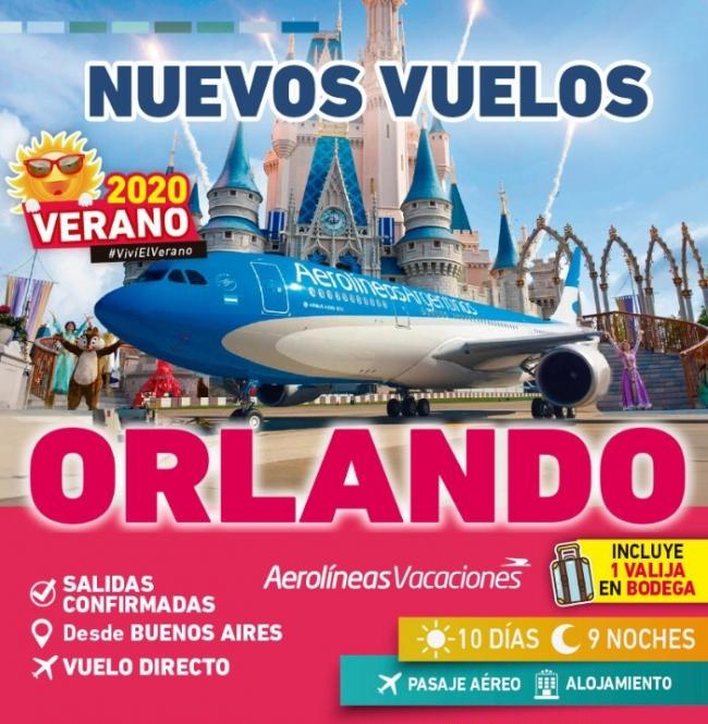 Orlando Verano 2020