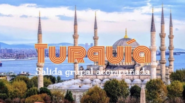 Turquia - Salida Grupal Acompañada