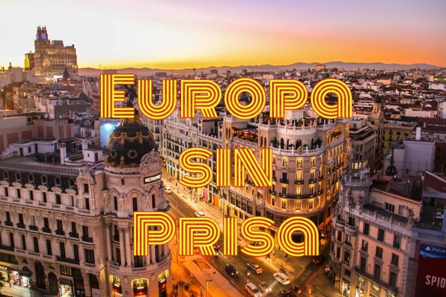 Europa Sin Prisa • 2020