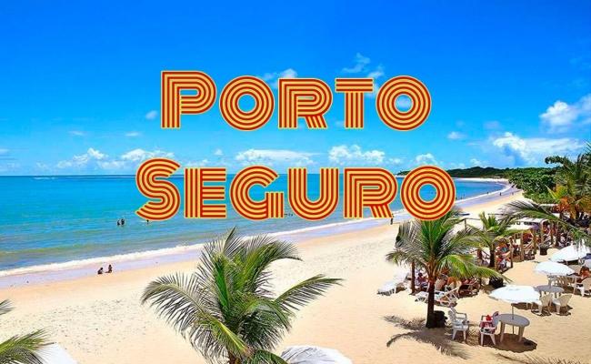 Porto Seguro en Enero