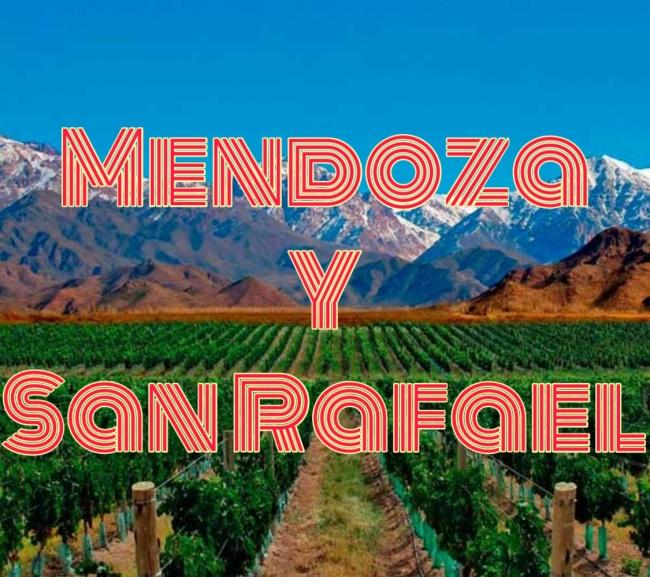 San Rafael + Las Leñas · Salida Grupal Acompañada · Octubre 2020